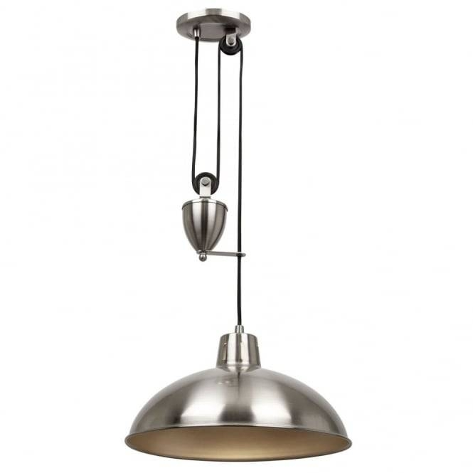 Rise And Fall Ceiling Lights, Pull Down Lighting For Over Tables Within Pull Down Pendant Lights (#12 of 15)