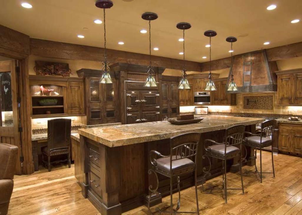 Rustic Pendant Lighting Kitchen – Hbwonong Intended For Rustic Light Pendants (View 14 of 15)