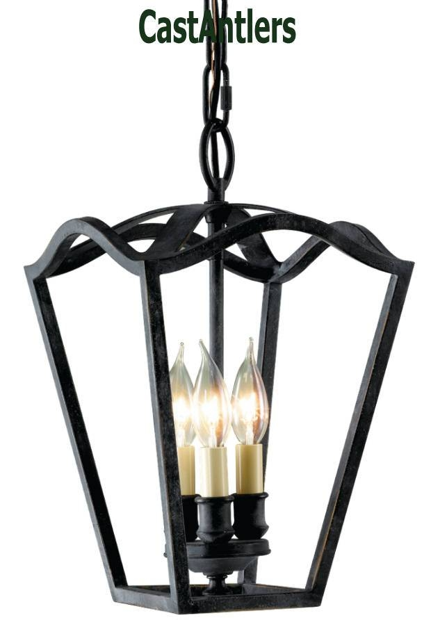 Rustic Pendants | Wrought Iron Chandelier/pendant | Rustic Intended For Wrought Iron Lights Pendants (#14 of 15)
