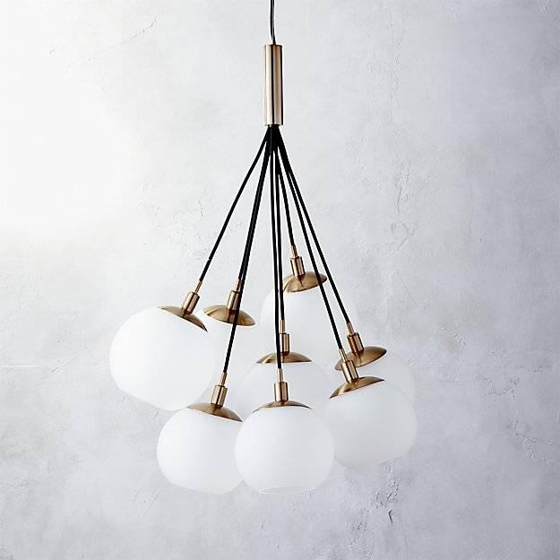 cb2 lighting. Saic Together Pendant Light | Cb2 With Regard To Lighting Pendants (#14 Of H