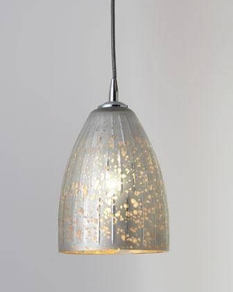 Scalloped Mercury Glass Pendant Light – Products, Bookmarks With Mercury Glass Lights Pendants (#14 of 15)
