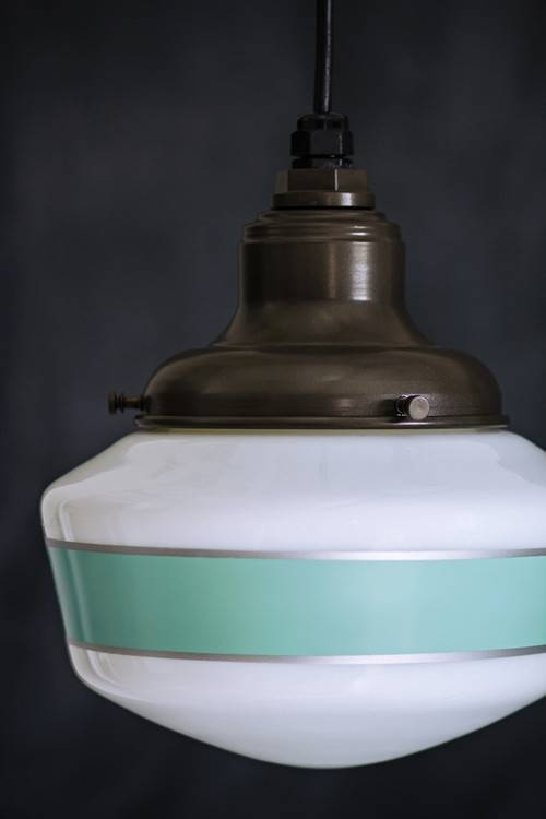Schoolhouse Pendant Lighting Easy To Customize | Blog In Large Schoolhouse Pendant Lights (#11 of 15)