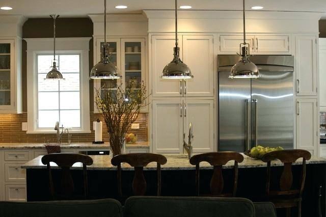 Single Pendant Lighting Over Kitchen Sink Pendant Lighting Kitchen Pertaining To Single Pendant Lights For Kitchen Island (#15 of 15)