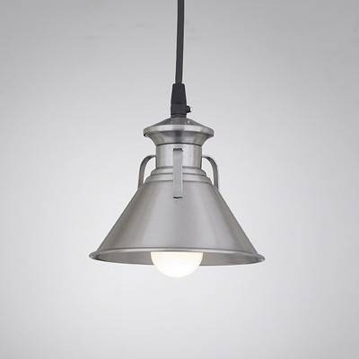 Small Pendant Lights  Barn Shade – Architect Design Lighting Intended For Barn Pendant Light Fixtures (#15 of 15)