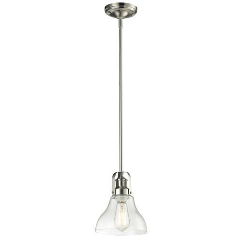 Spanish Style Pendant Lighting | Bellacor With Brushed Nickel Mini Pendant Lights (#15 of 15)