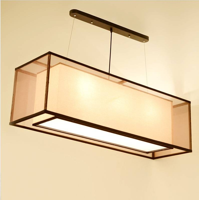 Square Pendant Light (#14 of 15)