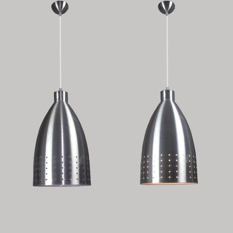 15 Collection Of Stainless Steel Pendant Lighting
