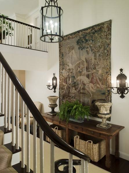 Inspiration About Stairwell Pendant Lights Photos 19 Of 20 With