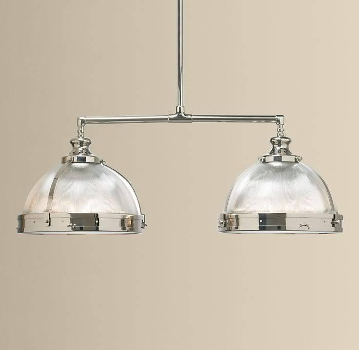 Popular Photo of Double Pendant Lights