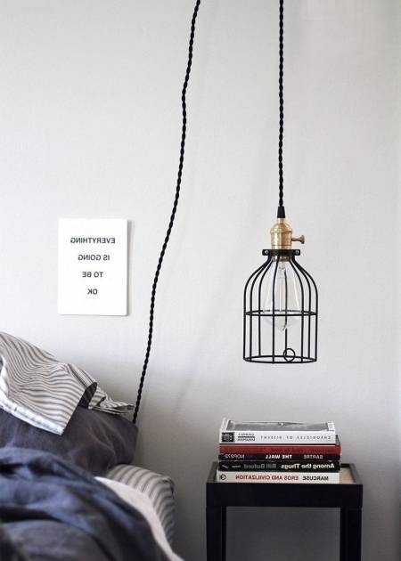 Stunning Diy Pendant Light Suspension Cord Diy Pendant Light Intended For Diy Suspension Cord Pendant Lights (View 11 of 15)