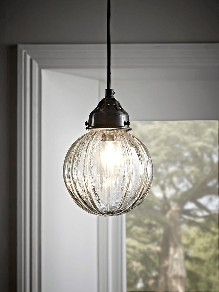 15 Best Ideas Of Glass Pendant Lights Shades Uk