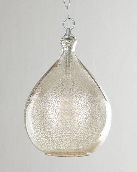 Stunning Glass Pendant Light Fixtures Glass Pendant Light Fixtures Intended For Mercury Glass Lighting Fixtures (View 7 of 15)