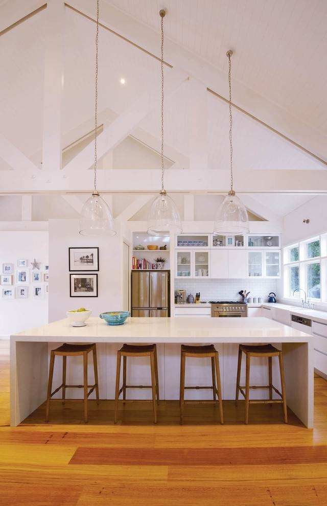 Stylish Kitchen Ceiling Pendant Lights Pendant Light Vaulted With Pendant Lights For Vaulted Ceilings (#11 of 15)