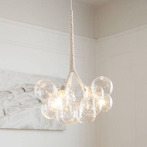 Suggestions For Modern, Clean, Glam Overhead Light Fixture Within Beachy Lighting (#15 of 15)