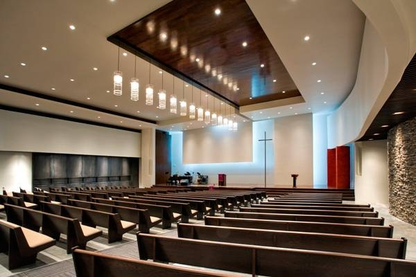 Tampa Covenant Church Throughout Church Pendant Lighting (#15 of 15)