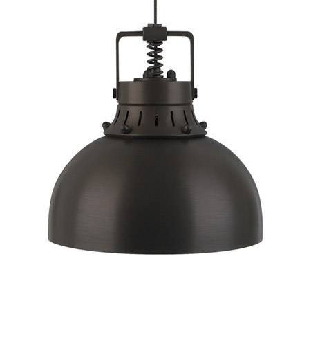 Tech Lighting 600Fjmcrgsz Cargo Solid 1 Light 6 Inch Antique Within Tech Lighting Low Voltage Pendants (#10 of 15)