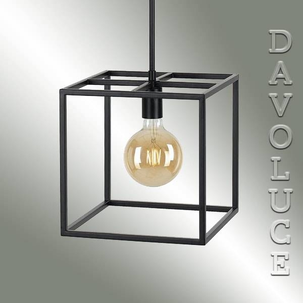 Telbix Collins 1 Light Pendant | Davoluce Lighting Regarding Wrought Iron Lights Fittings (#14 of 15)