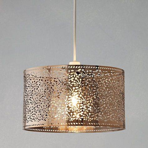 The 25+ Best Ceiling Light Shades Ideas On Pinterest | Lights Pertaining To John Lewis Pendant Light Shades (#15 of 15)