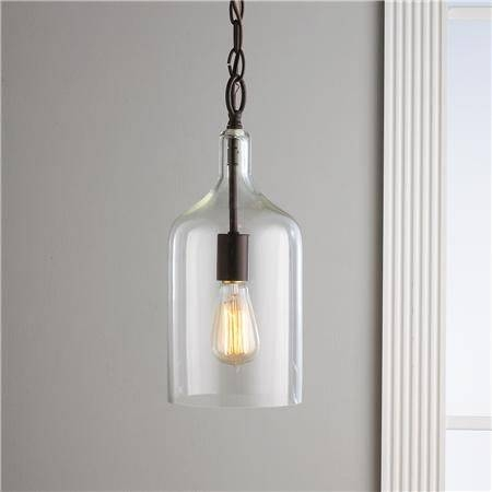 The 25+ Best Glass Jug Ideas On Pinterest | Old Bottles, Island Throughout Glass Jug Pendant Lights (#15 of 15)
