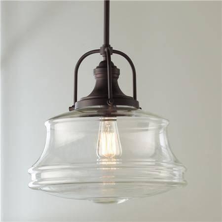 The 25+ Best Schoolhouse Light Ideas On Pinterest | Vintage Light Throughout Schoolhouse Pendant Lights Fixtures (#13 of 15)