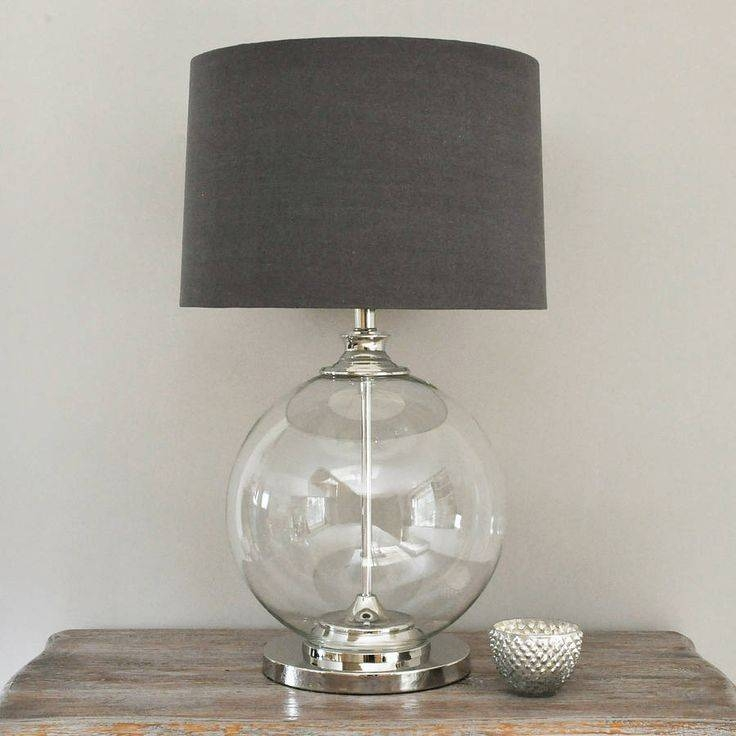 The 25+ Best Table Lamps Ideas On Pinterest | Table Lamp, Bedroom Pertaining To John Lewis Glass Lamp Shades (#14 of 15)
