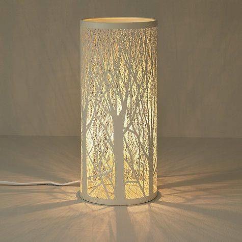 The 25+ Best White Table Lamp Ideas On Pinterest | White Lamps Regarding John Lewis Glass Lamp Shades (#15 of 15)