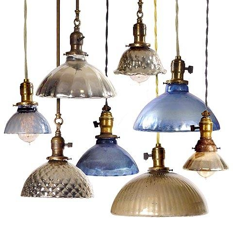 The Source For Mercury Glass Lighting! | Pertaining To Mercury Glass Ceiling Lights (#13 of 15)