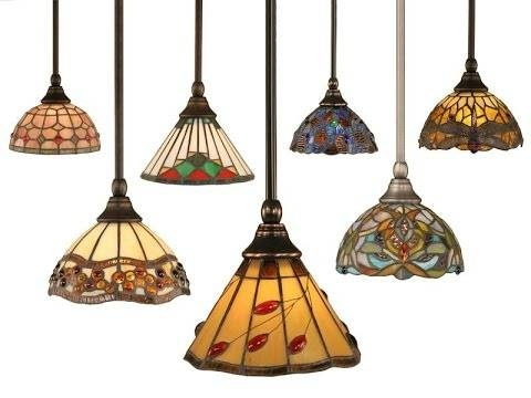 Tiffany Pendant Lights – Hbwonong Inside Epic Lamps Pendant Lights (#12 of 15)