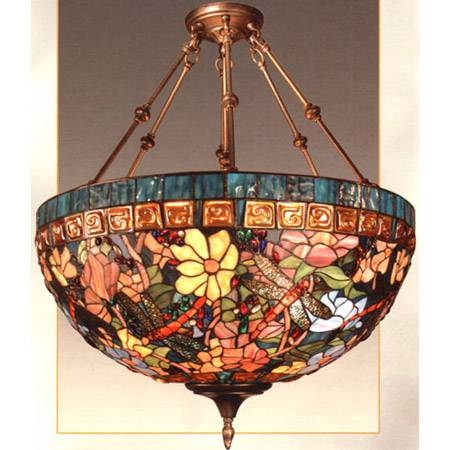 Popular Photo of Dale Tiffany Pendant Lights