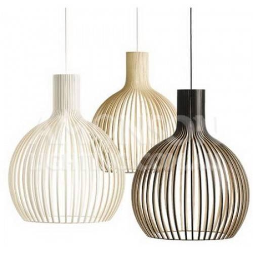 Timber Pendant Lights & Wooden Lighting Buy Online Australia Within Contemporary Pendant Lights Australia (#13 of 15)