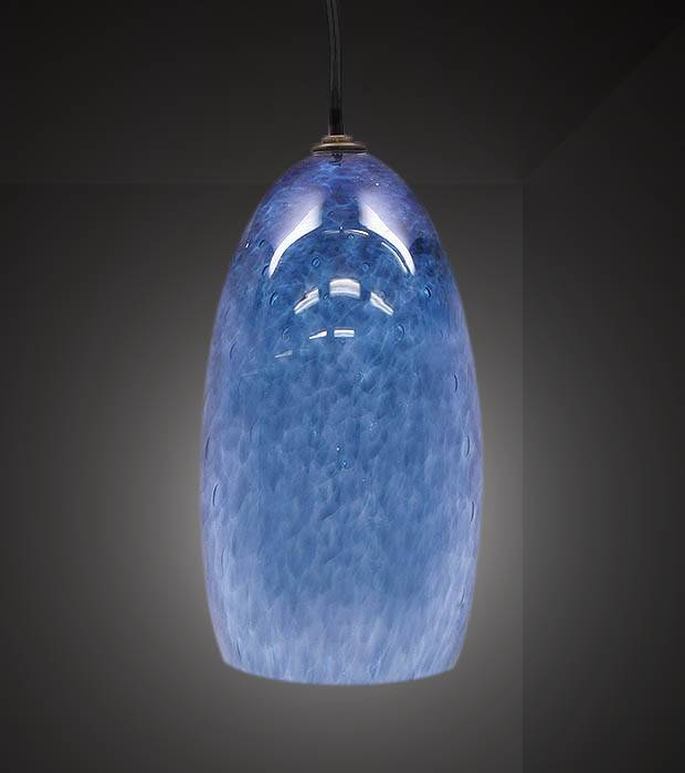 Tiny Bubbles Glass Pendant Light | Artisan Crafted Lighting For Tiny Pendant Lights (View 5 of 15)