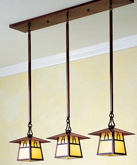 Tomorrow's Arts & Crafts Lighting With Regard To Arts And Crafts Lights (View 14 of 15)
