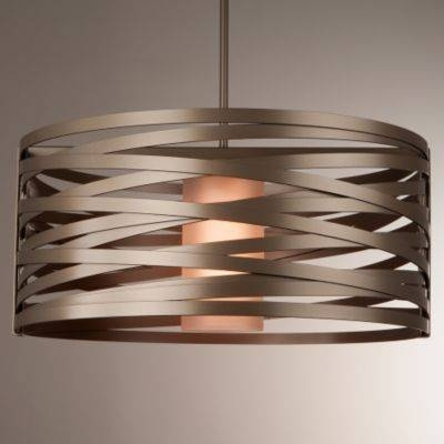 Top 25+ Best Drum Pendant Lights Ideas On Pinterest | Drum With Drum Pendant Lighting (#13 of 15)