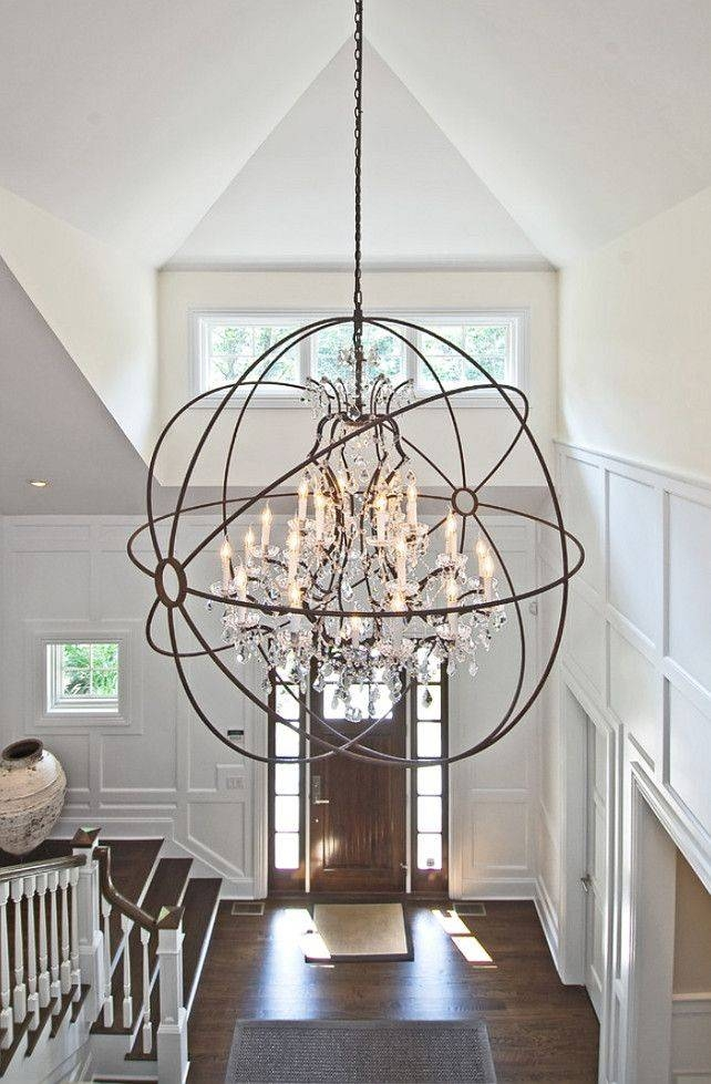 Top 25+ Best Foyer Lighting Ideas On Pinterest | Lighting Inside Pendant Lights For Entryway (#14 of 15)
