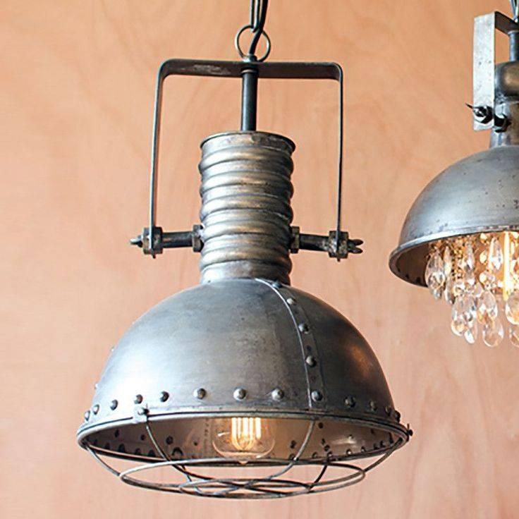 Top 25+ Best Industrial Light Fixtures Ideas On Pinterest Intended For Industrial Looking Pendant Lights Fixtures (#14 of 15)