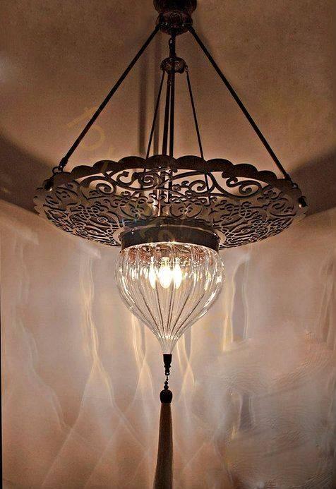 Top 25+ Best Moroccan Chandelier Ideas On Pinterest   Moroccan Regarding Moroccan Style Pendant Ceiling Lights (#15 of 15)