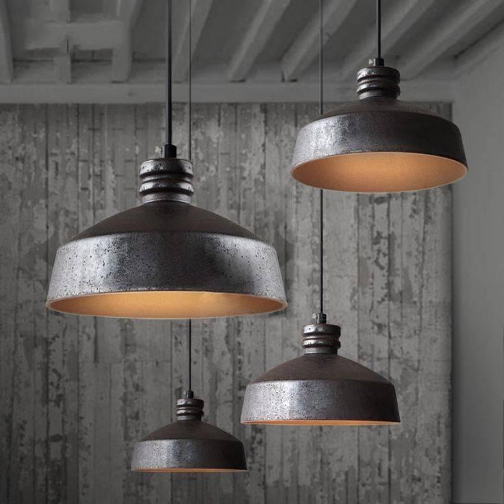 Popular Photo of Rustic Light Pendants