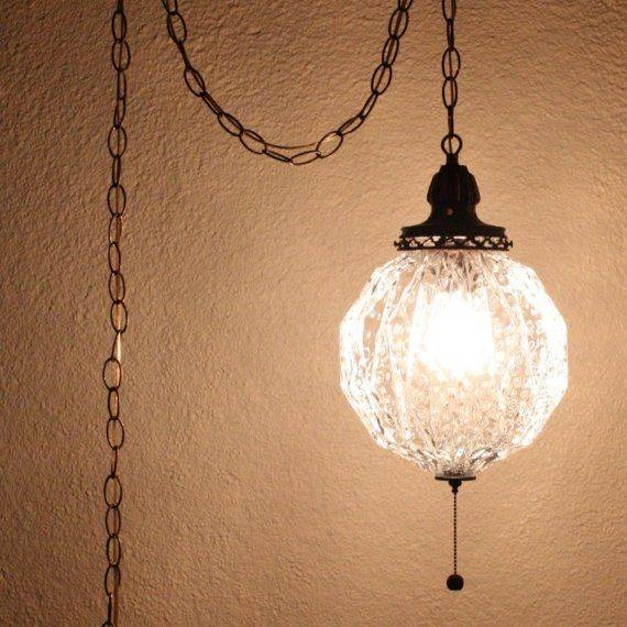 Top 25+ Best Swag Light Ideas On Pinterest | Electrical Stores For Pull Chain Pendant Lights Fixtures (View 12 of 15)