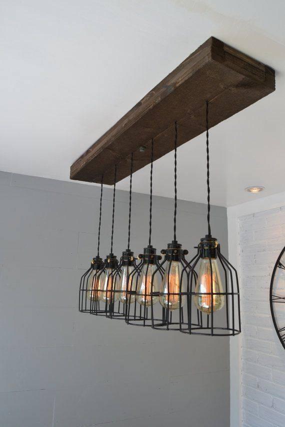 Top 25+ Best Wood Lights Ideas On Pinterest | Modern Lighting In Reclaimed Pendant Lighting (View 15 of 15)