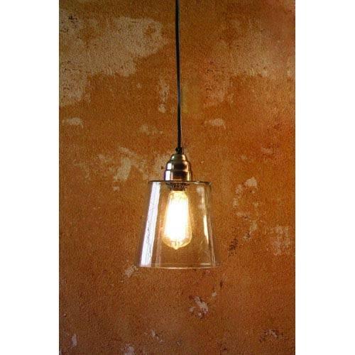 Popular Photo of Small Glass Pendant Lights