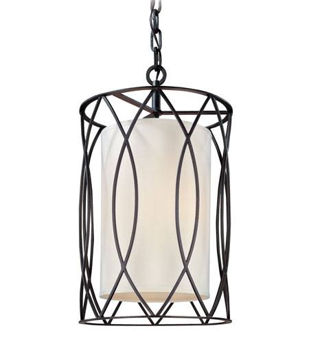 Troy Lighting F1287Db Sausalito 3 Light 13 Inch Deep Bronze For Sausalito Troy Lighting (#8 of 15)
