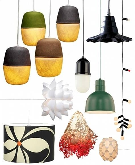 Under $100: Pendant Lamps – Design*sponge Regarding Inexpensive Pendant Lights (#7 of 8)
