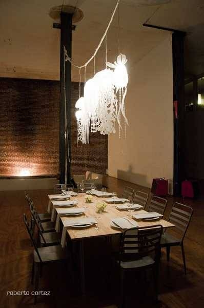 Unique Lighting Fixtures Inspiredjellyfish From Roxy Russell Regarding Jellyfish Inspired Pendant Lights (View 14 of 15)