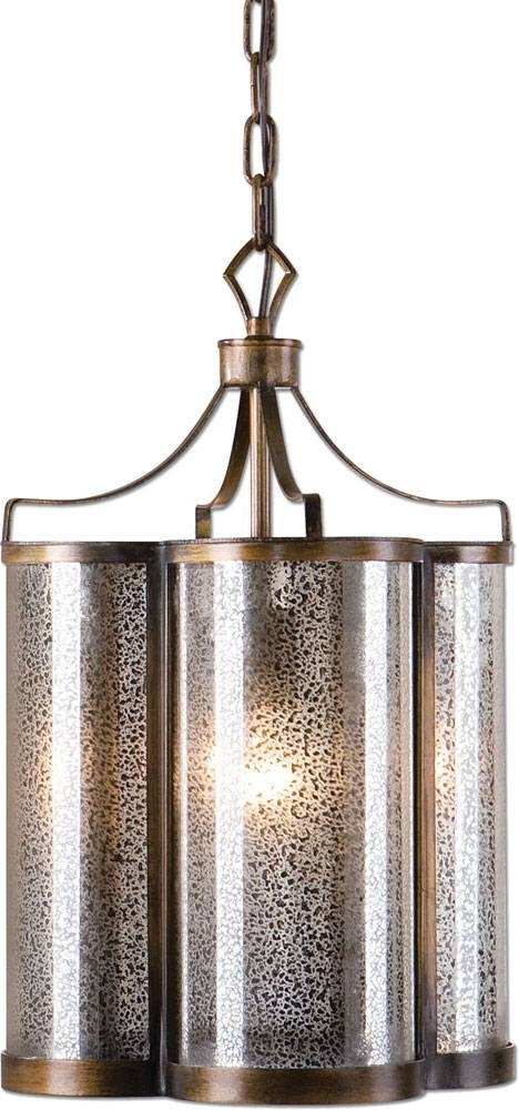 Inspiration about Uttermost 22061 Croydon Golden Oil Rubbed Bronze Pendant Lighting Pertaining To Oil Rubbed Bronze Pendant Lights (#12 of 15)