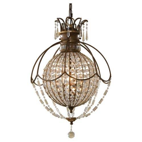 Inspiration about Victorian Pendant Lighting Antique Style Hanging Lights | Bellacor Regarding Victorian Pendant Lights (#6 of 15)