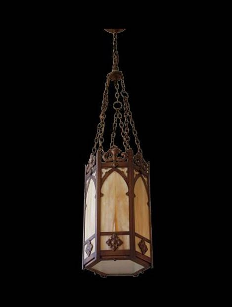 Inspiration about Vintage Gothic Church Pendant Light Fixture Regarding Church Pendant Light Fixtures (#8 of 15)