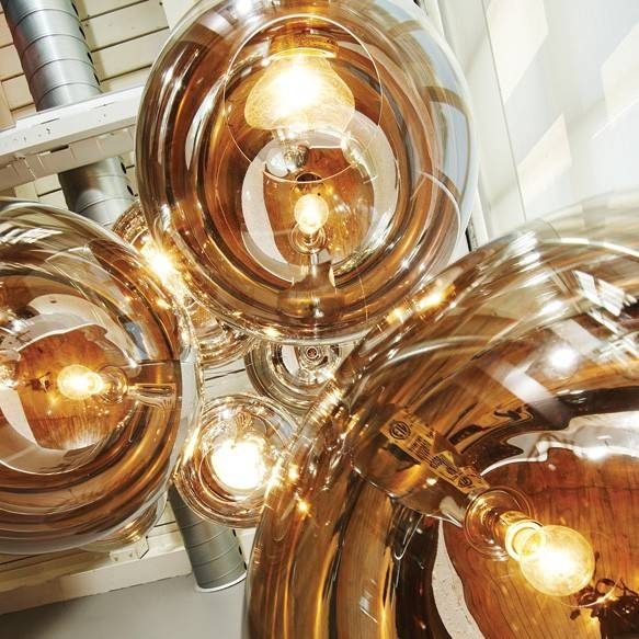 Inspiration about Viso | Bolio | Symmetry Lighting With Bolio Pendant Lights (#12 of 15)