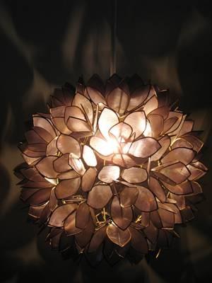 Wanon | Rakuten Global Market: Suit Made Of Seashells Cute Asian In Asian Style Pendant Lights (#15 of 15)