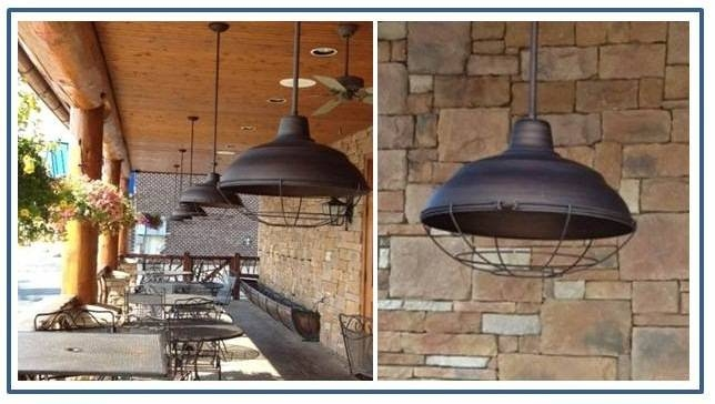 15 Best Collection Of Barn Pendant Lights Fixtures