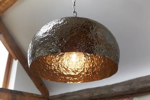 15 inspirations of hammered copper pendants warm metals pendant lighting trends 2015 desresdesign within hammered copper pendants 15 audiocablefo